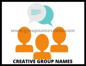 Creative Team Names
