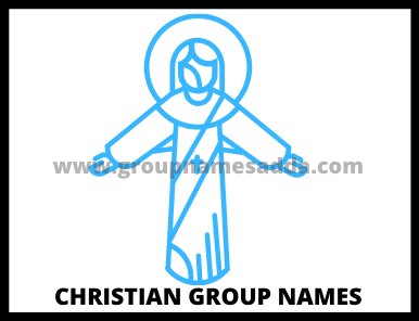 How to select the best Christian group names or team names