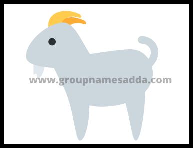 Best Goat Names (2021