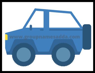 Best Car Club Names