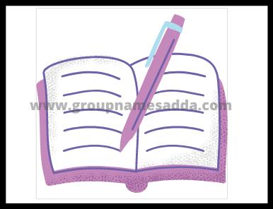 Best Diary Name Ideas