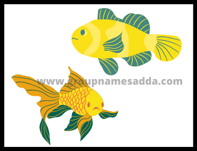 Goldfish Names Ideas