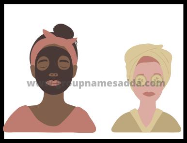 Skin care Names