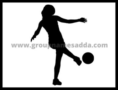 Girls fantasy football team names (500+)
