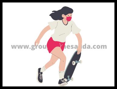 500+ Best Skateboarding Team Names