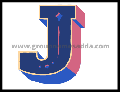 Bottom Line: Nicknames That Start With J