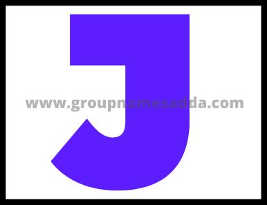 Nicknames That Start With J 200 + Best J Letter Nicknames